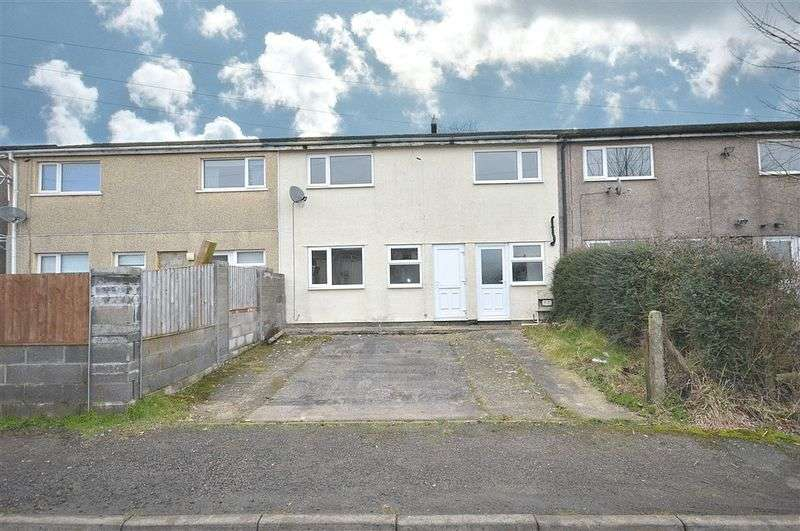 2 Bedrooms Terraced House for sale in Penrhiw, Abertillery