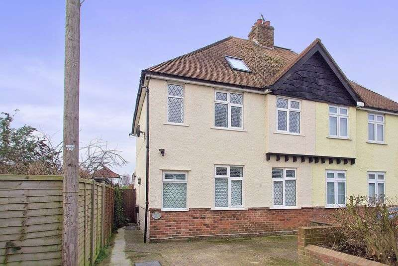 4 Bedrooms Semi Detached House for sale in Gravits Lane, Bognor Regis, PO21
