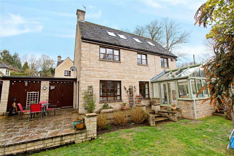 6 Bedrooms Detached House for sale in Brookhouse Mill, Greenhouse Lane, Painswick, Stroud, GL6