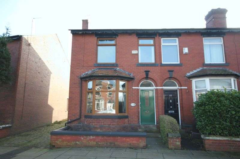 3 Bedrooms Terraced House for sale in EDENFIELD ROAD, Meanwood, Rochdale OL11 5AE