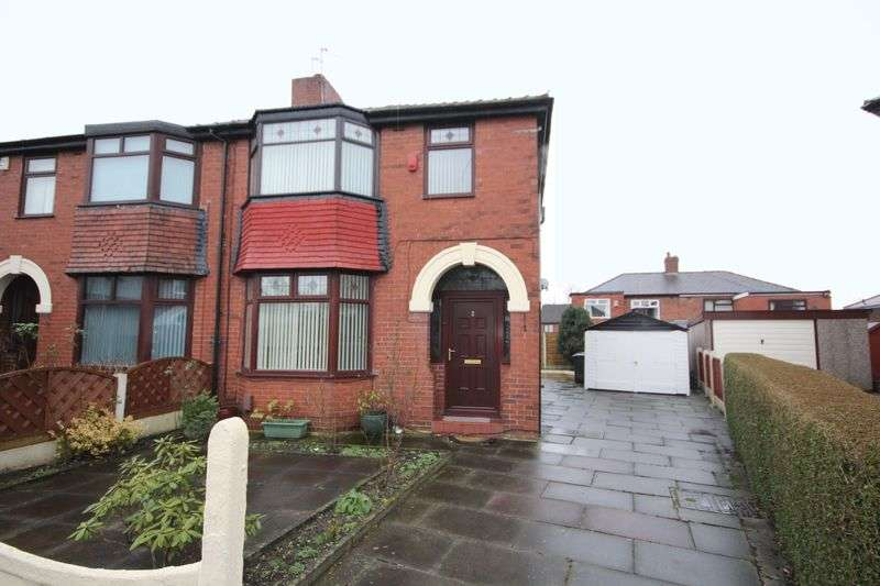 3 Bedrooms Semi Detached House for sale in LABURNUM TERRACE, Queensway, Rochdale OL11 2ND