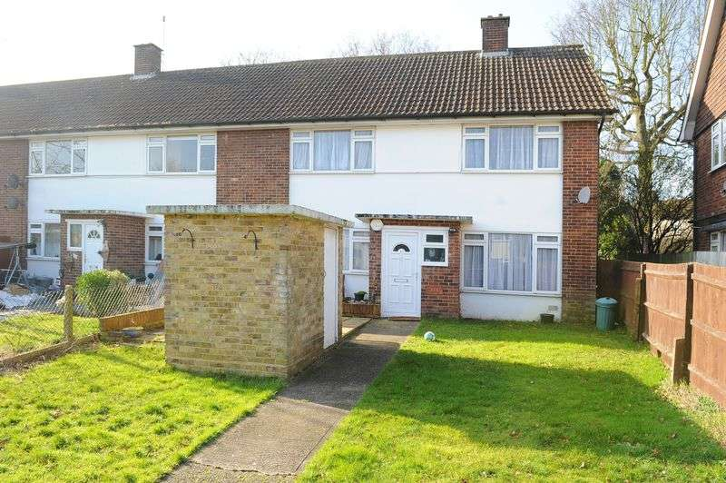 2 Bedrooms Flat for sale in Southbourne Gardens, Ruislip