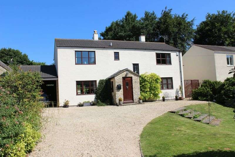 4 Bedrooms Detached House for sale in Mountain Bower, North Wraxall