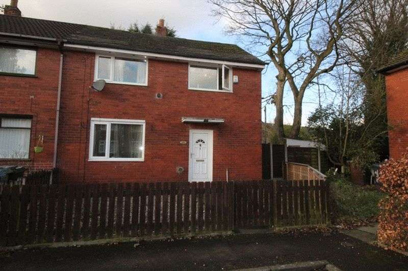 3 Bedrooms Semi Detached House for sale in Bealey Drive, Bury