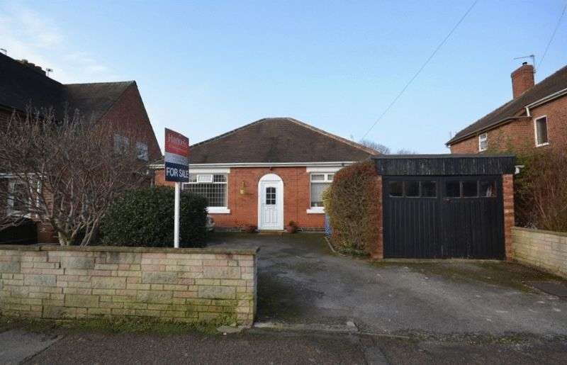 2 Bedrooms Detached Bungalow for sale in LIME GROVE, CHADDESDEN