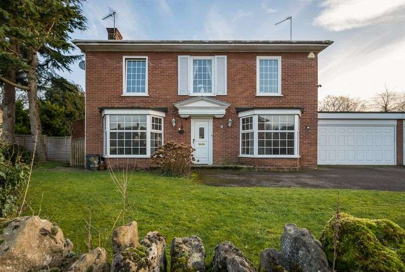 4 Bedrooms Detached House for sale in Manor Close, Carlton, Bedfordshire