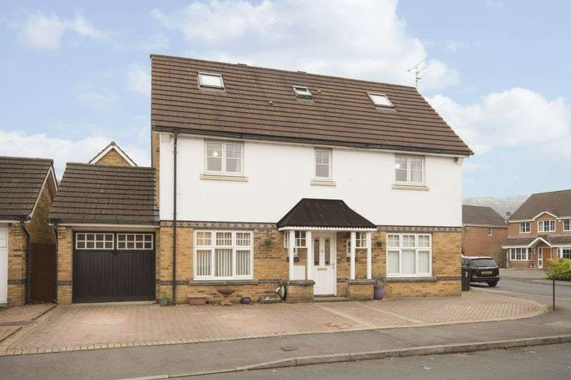 6 Bedrooms Detached House for sale in Daffodil Lane, Newport