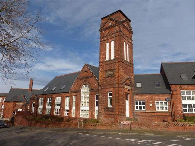 1 Bedroom Flat for sale in School Lofts, Walsall