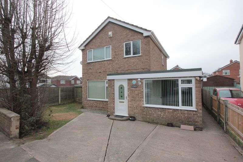 3 Bedrooms Detached House for sale in Denbigh