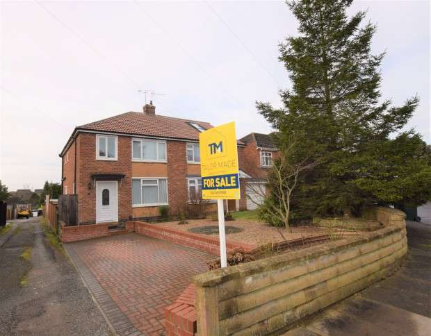 3 Bedrooms Semi Detached House for sale in Rydal Close, Allesley, Coventry, CV5
