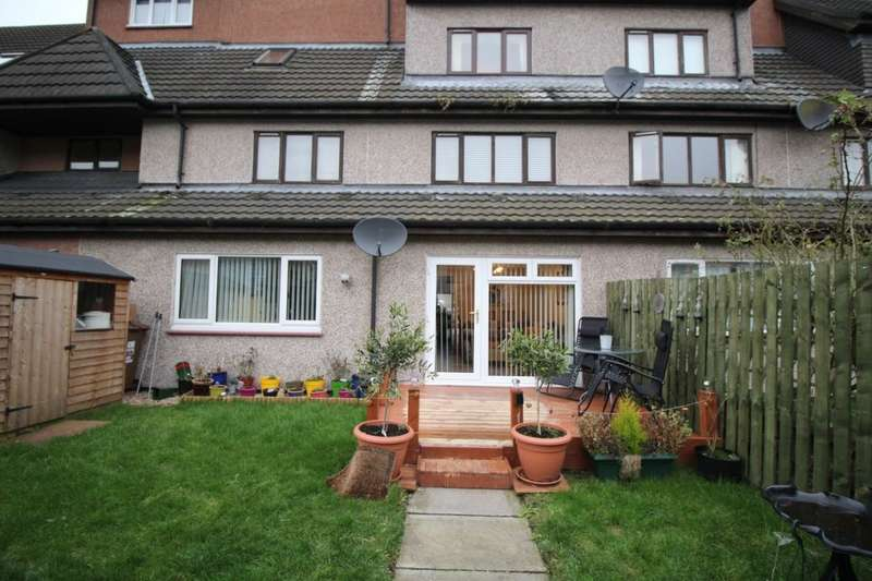 2 Bedrooms Flat for sale in Leven Walk, Livingston, EH54