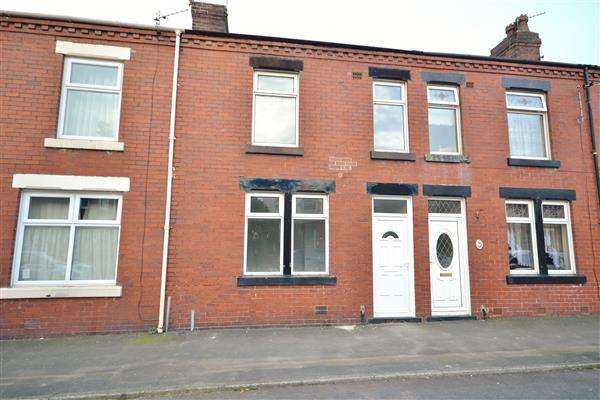 3 Bedrooms Terraced House for sale in Granville Road, Chorley, Chorley
