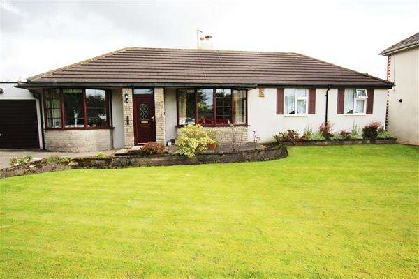 4 Bedrooms Detached Bungalow for sale in Oak Mount Gib Lane, Hoghton, Preston