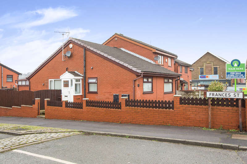 2 Bedrooms Bungalow for sale in Frederick Street, Darwen, BB3