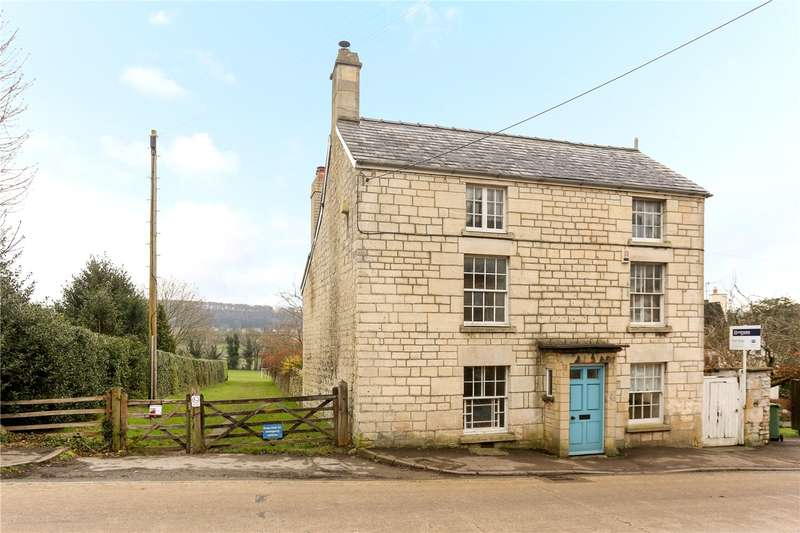 4 Bedrooms Detached House for sale in Cheltenham Road, Painswick, Gloucestershire, GL6