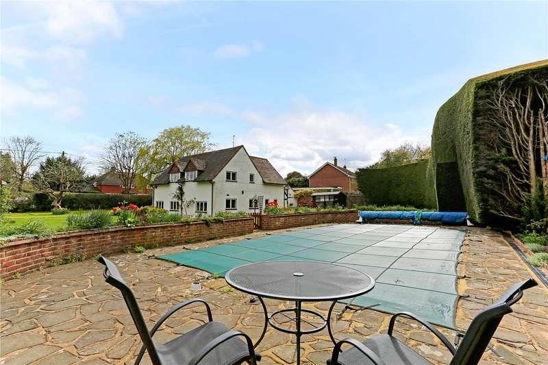 5 Bedrooms Detached House for sale in Pigbush Lane, Loxwood, Billingshurst, West Sussex, RH14