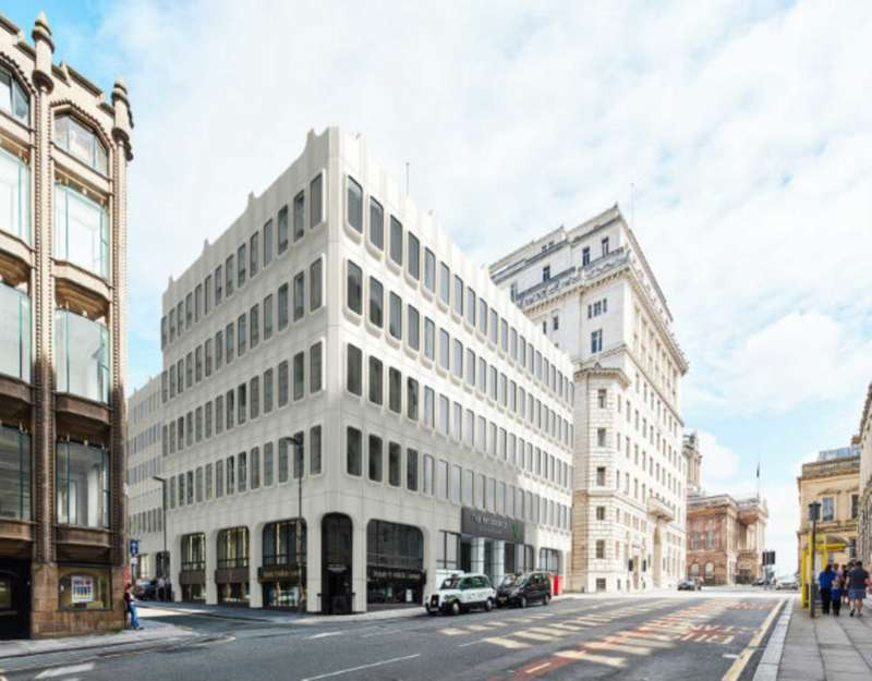 2 Bedrooms Flat for sale in Water Street, Liverpool