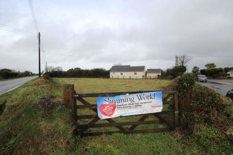 Land Commercial for sale in Land At Trenerth Road, Leedstown, Hayle, TR27