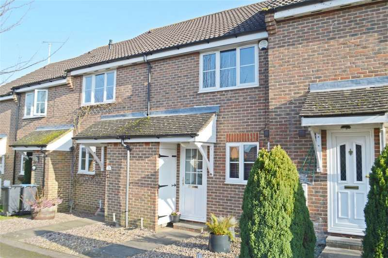 2 Bedrooms Terraced House for sale in Salmon Close, WELWYN GARDEN CITY, Hertfordshire