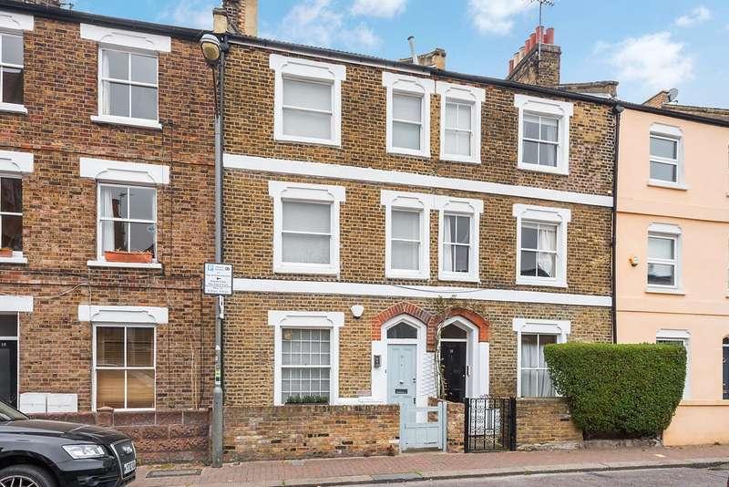 4 Bedrooms Terraced House for sale in Bridge Lane, London, SW11