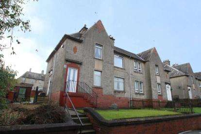 2 Bedrooms Flat for sale in Firpark Road, Bishopbriggs