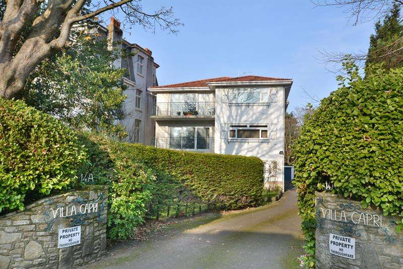 3 Bedrooms Apartment Flat for sale in 14a Grove Road, East Cliff, Bournemouth