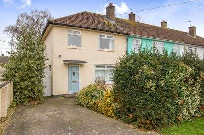 3 Bedrooms Semi Detached House for sale in Landseer Avenue, Lockleaze, Bristol