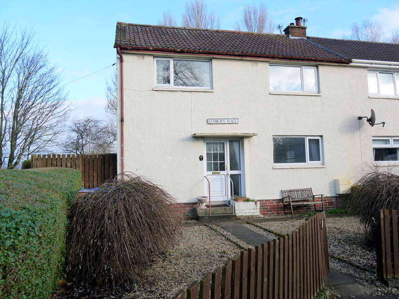 3 Bedrooms Semi Detached House for sale in Lymburn Place, Ayr, KA8