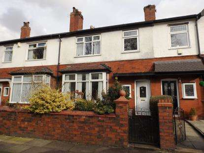 3 Bedrooms Terraced House for sale in Parkdale Road, Bolton, Greater Manchester