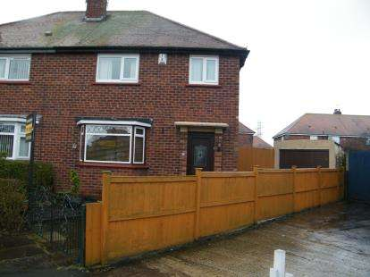 3 Bedrooms Semi Detached House for sale in Rudheath Close, Crewe, Cheshire