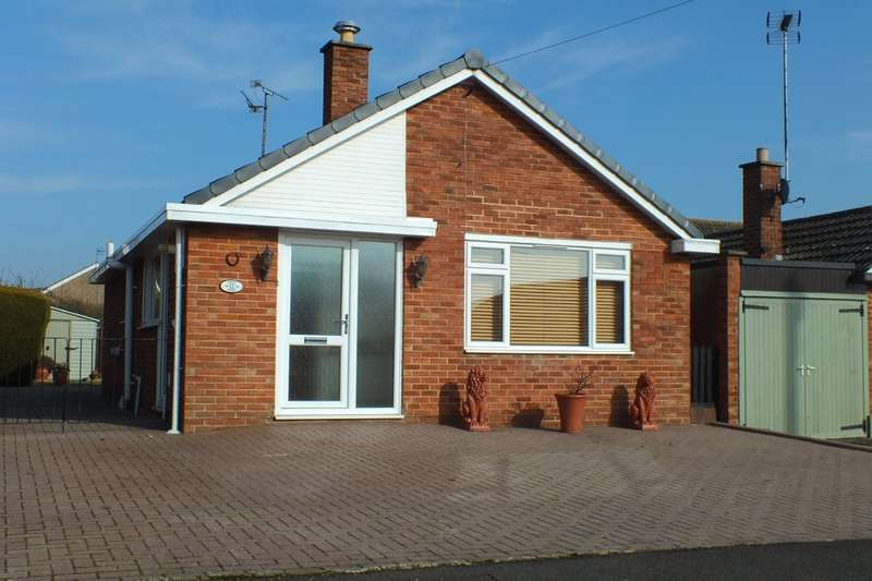2 Bedrooms Detached Bungalow for sale in Pauls Croft, Cricklade