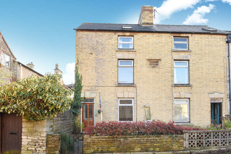 3 Bedrooms End Of Terrace House for sale in Nailsworth