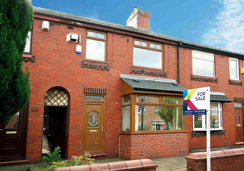 3 Bedrooms Town House for sale in 181 Hunt Lane, Chadderton