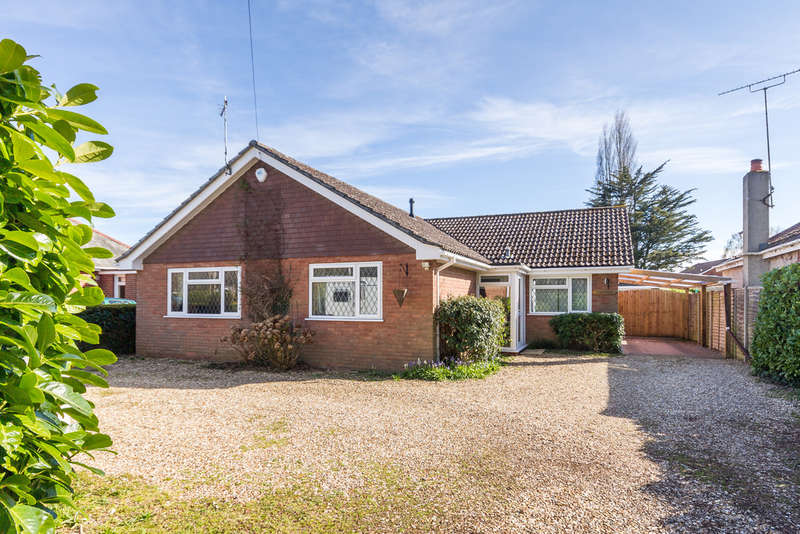 3 Bedrooms Detached Bungalow for sale in Hightown, Ringwood, Hampshire