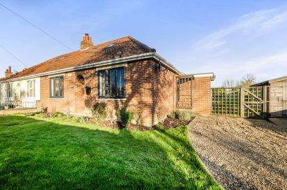 2 Bedrooms Bungalow for sale in Aldeby, Beccles, Norfolk