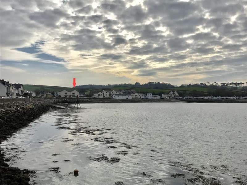2 Bedrooms Flat for sale in Chandlers Court, Instow, Bideford