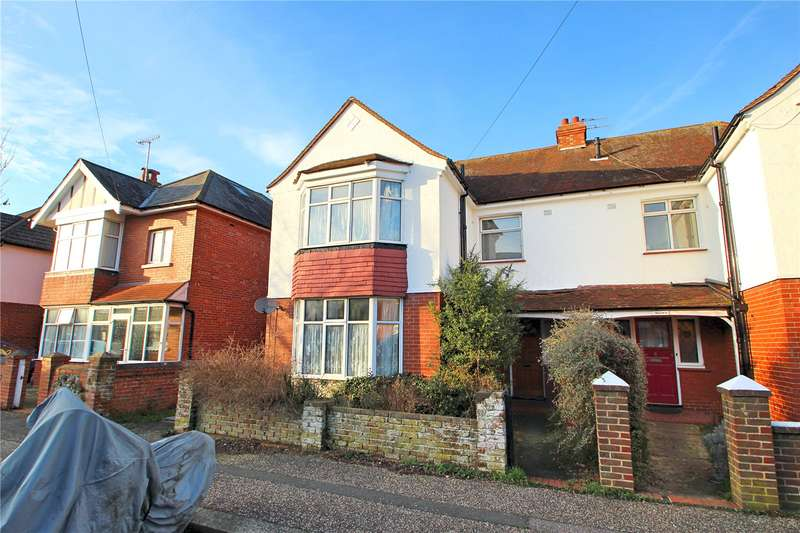 3 Bedrooms Semi Detached House for sale in Athelstan Road, Worthing, West Sussex, BN14