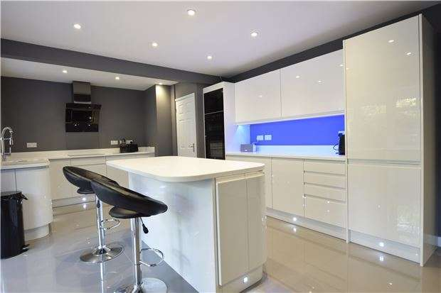 4 Bedrooms Detached House for sale in Southlands Avenue, BEXHILL-ON-SEA, East Sussex, TN39 5HQ