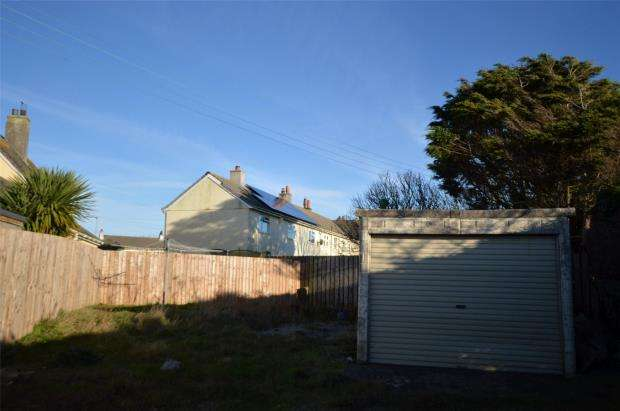 Land Commercial for sale in The Glebe, Cubert, Newquay, Cornwall