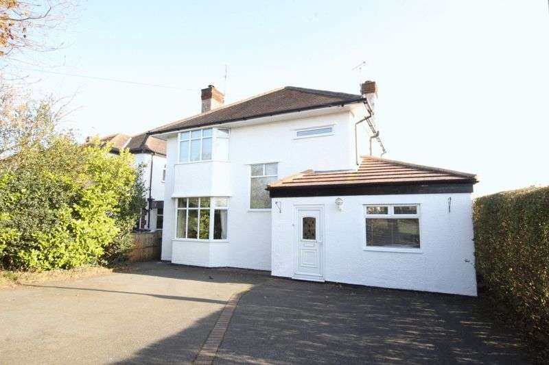 3 Bedrooms Detached House for sale in Mill Hill Road, Irby, Wirral