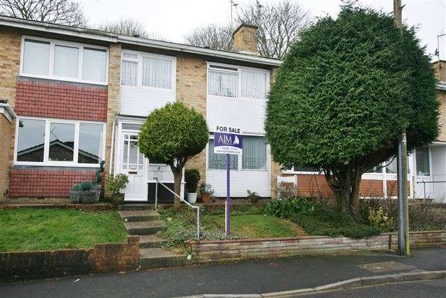3 Bedrooms Terraced House for sale in Dell Close, Waterlooville, Hampshire, PO7 5AY
