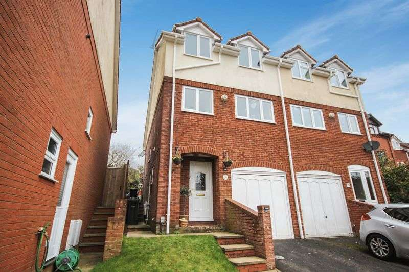 3 Bedrooms Semi Detached House for sale in CYGNET DRIVE, DURRINGTON, SP4.
