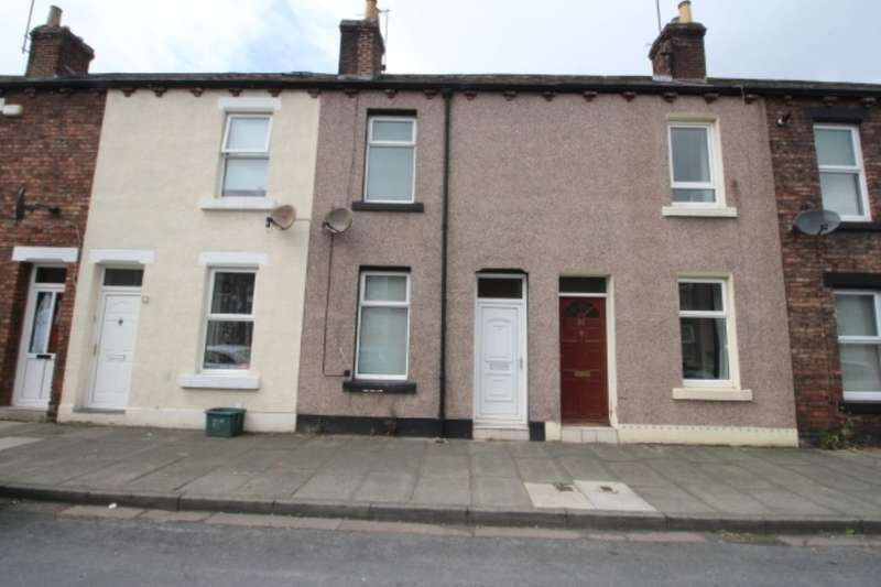 2 Bedrooms Property for sale in Gloucester Road, Carlisle, CA2