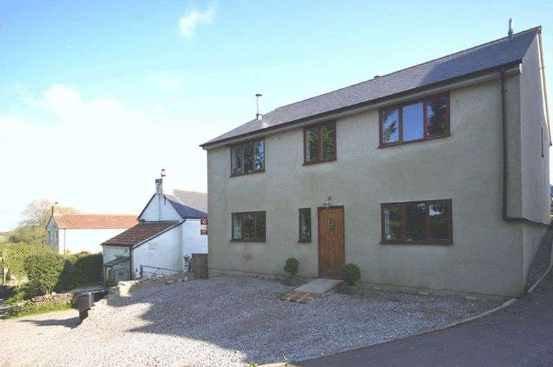 5 Bedrooms Detached House for sale in Priddy, Near Wells, Somerset