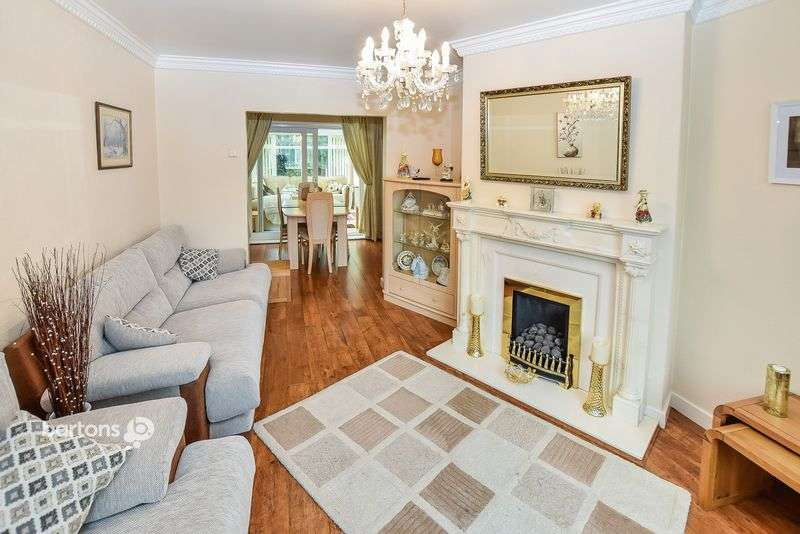 4 Bedrooms Semi Detached House for sale in Spruce Avenue, Wickersley