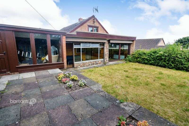 2 Bedrooms Detached Bungalow for sale in South Road, Kimberworth, Rotherham