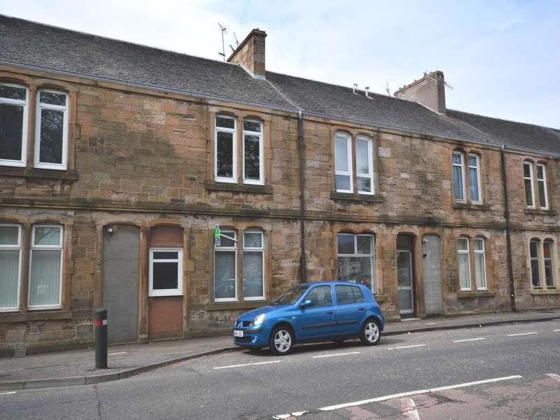 1 Bedroom Flat for sale in Thornhill Road, Falkirk, FK2