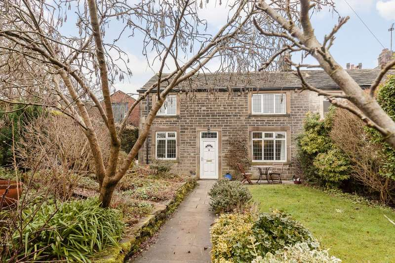 3 Bedrooms Semi Detached House for sale in South Parade, Halifax, West Yorkshire HX4 9HW