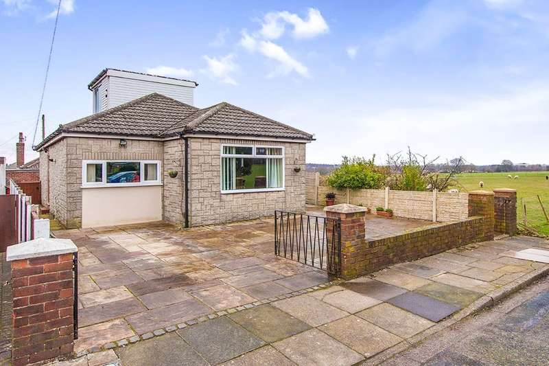 2 Bedrooms Detached Bungalow for sale in White Lodge Drive, Ashton-In-Makerfield, Wigan, WN4