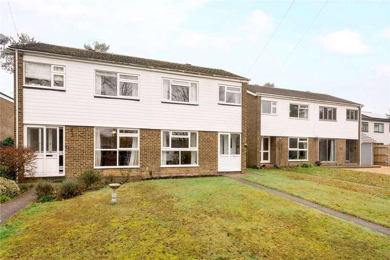 3 Bedrooms Semi Detached House for sale in Doods Park Road, Reigate, Surrey, RH2